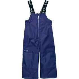 Kamik Winkie Solid Pantalones Niños, navy/marine